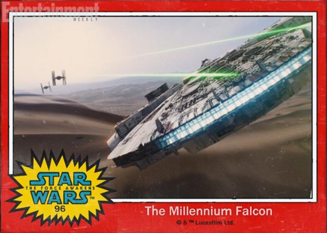 Le Millenium Falcon