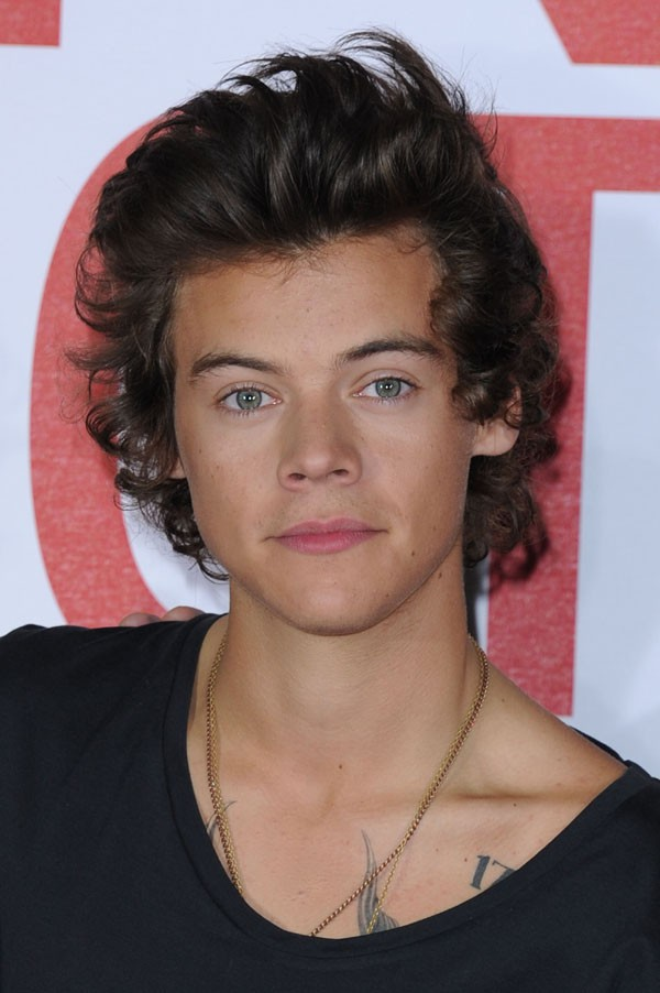 "One Direction au photocall de leur film ""1D : This is us"" à Londres le 19 août 2013"