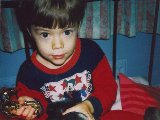 Harry Styles dans sa chambre !