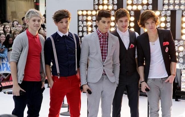 Les garçons les plus populaires du moment !