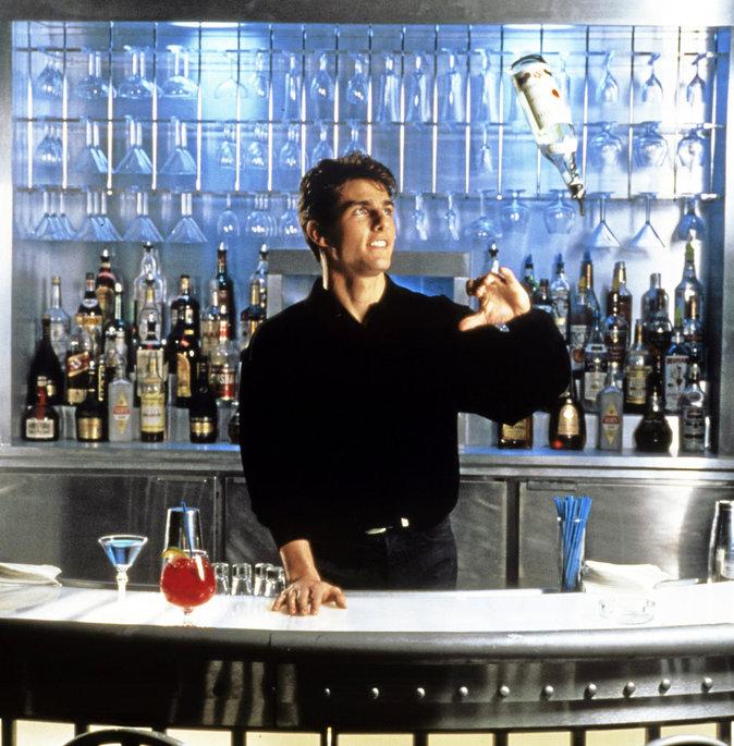 Le Barman : Secoué et bien frappé