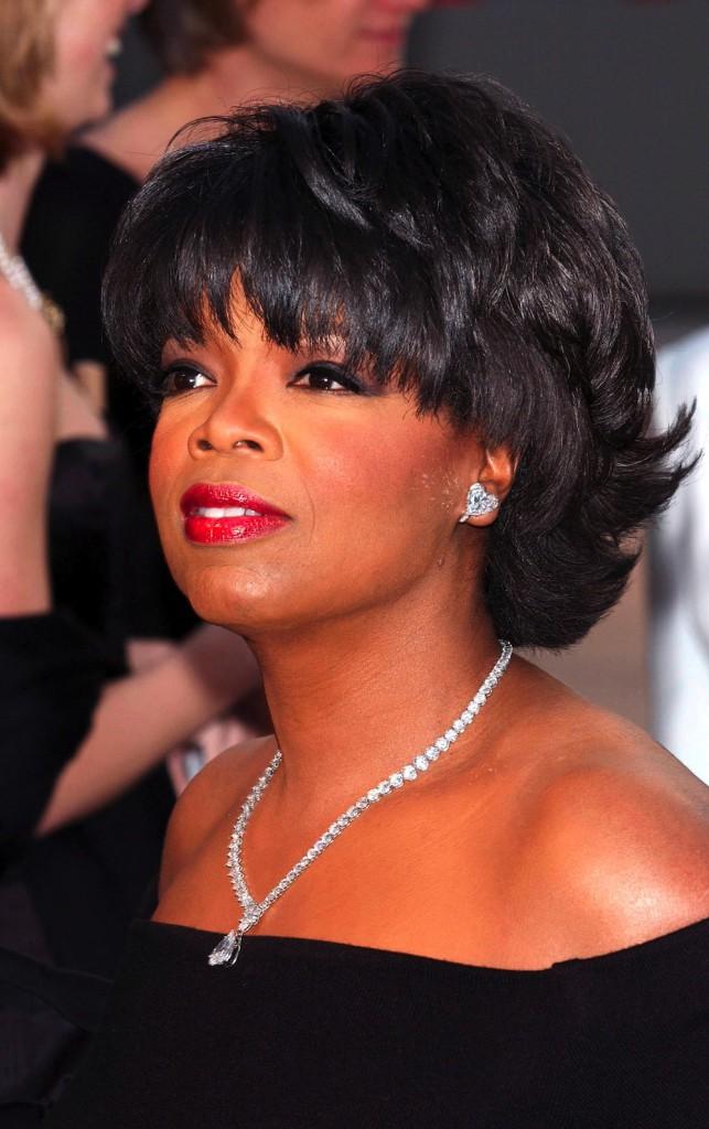 Oprah Winfrey, qui est vraiment la reine incontestée des médias américain, à l'affiche du film Le Majordome ?