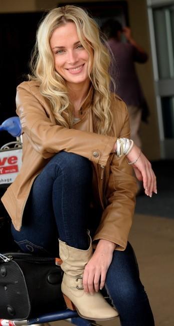 Reeva Steenkamp, la petite-amie disparue d'Oscar Pistorius...