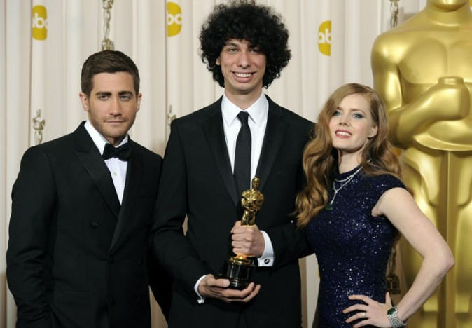 Jake Gyllenhaal a décidé d'arrêter de sourire tant que Reese Whiterspoon ne retombe pas dans ses bras