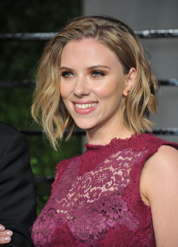 Scarlett Johansson, jamais autant réjouie que quand elle est célibataire !