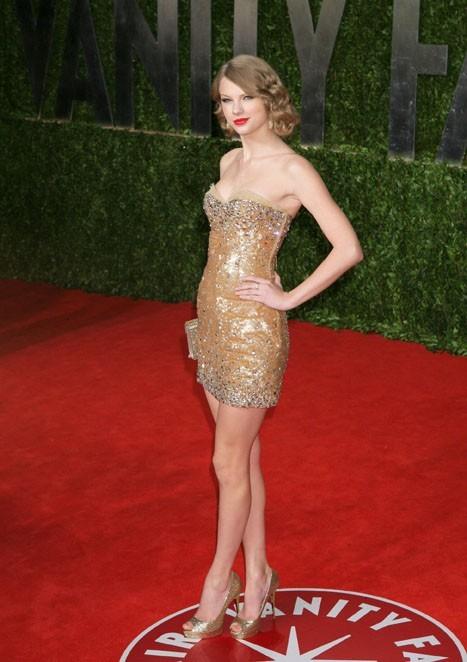 Taylor Swift habillée par Zuhair Murad