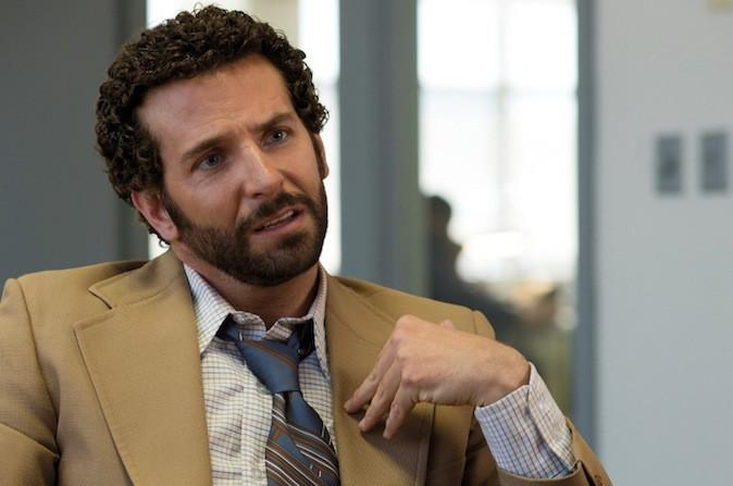 """Bradley Cooper nommé """"meilleur acteur dans un second rôle"""" pour American Bluff"""
