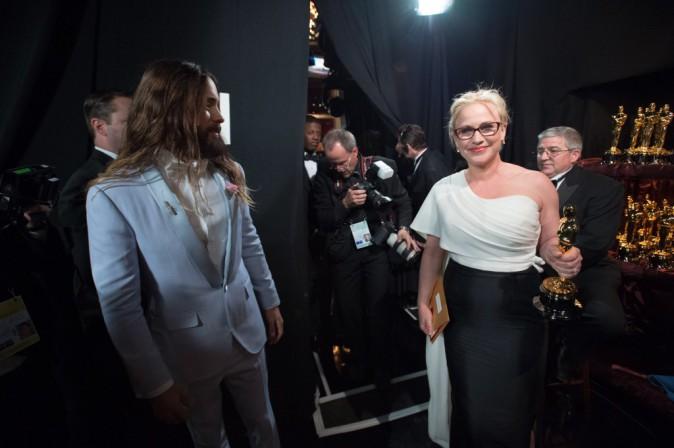 Photos : Oscars 2015 : Patricia Arquette : une actrice sacrée et engagée, son discours féministe salué par Meryl Streep !