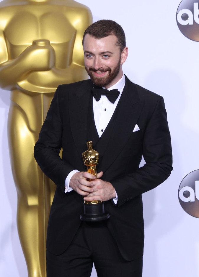 Sam Smith a remporté un Oscar