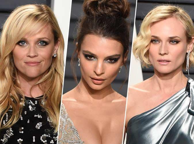 Oscars 2017 : Reese Witherspoon, Emily Ratajkowski, Diane Kruger : Les stars se bousculent à la Vanity Fair Party