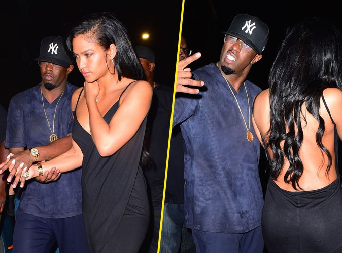 P Diddy reveals what girlfriend Cassie thought of his