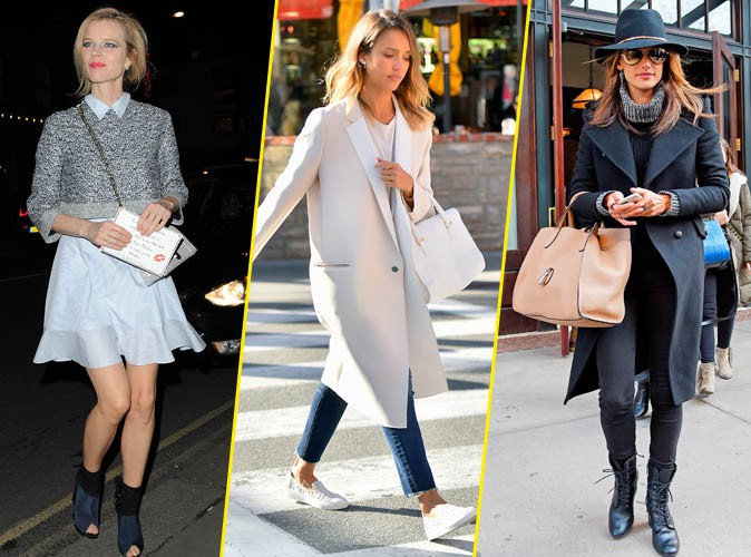 Photos : Palme Fashion : Eva Herzigova, Jessica Alba, Alessandra Ambrosio... Qui a été la plus stylée de la semaine ?