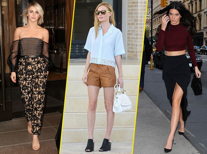 Palme Fashion : Julianne Hough, Kate Bosworth, Kendall Jenner... Qui a �t� la plus styl�e de la semaine ?