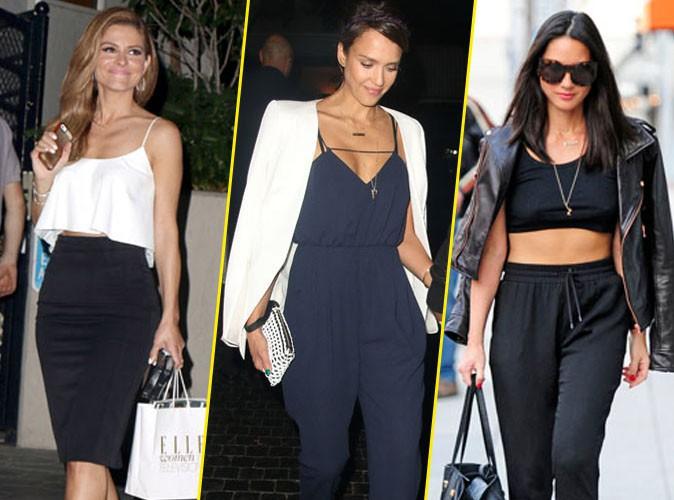 Maria Menounos, Jessica Alba et Olivia Munn...