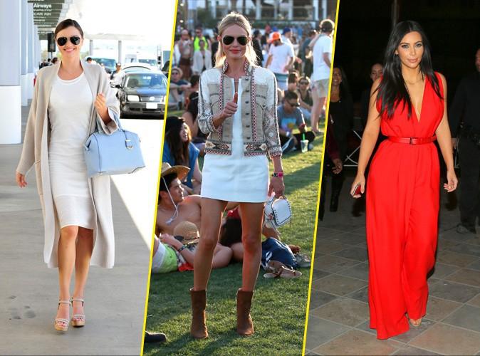 Miranda Kerr, Kate Bosworth et Kim Kardashian en top 3 de la Palme Fashion