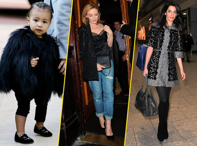 Palme Fashion : North West, Kylie Minogue, Amal Clooney... Qui a été la plus stylée de la semaine ?
