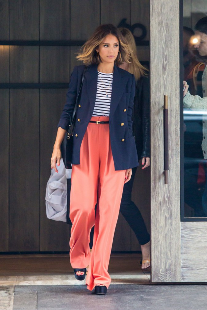 Palme Fashion : Jessica Alba numéro 4