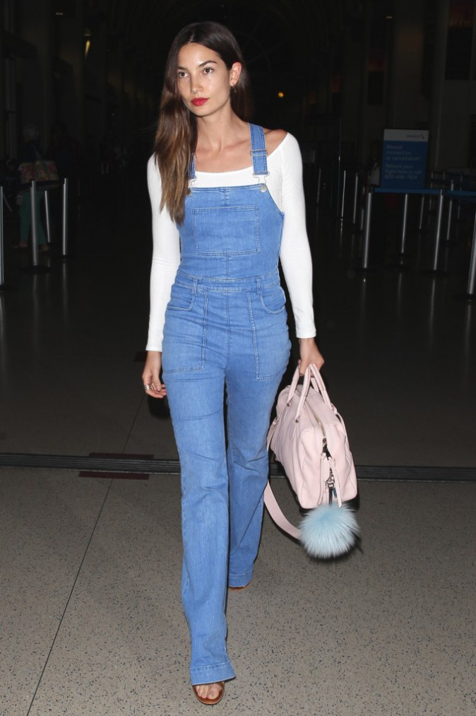 Palme Fashion : Lily Aldridge numéro 5