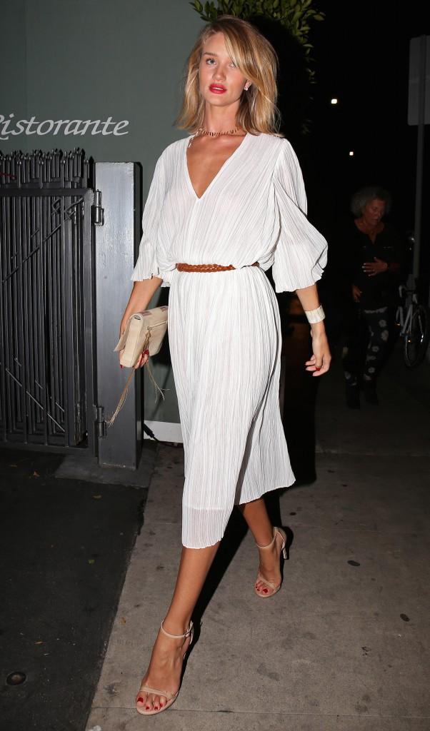 Palme Fashion : Rosie Huntington-Whiteley numéro 1