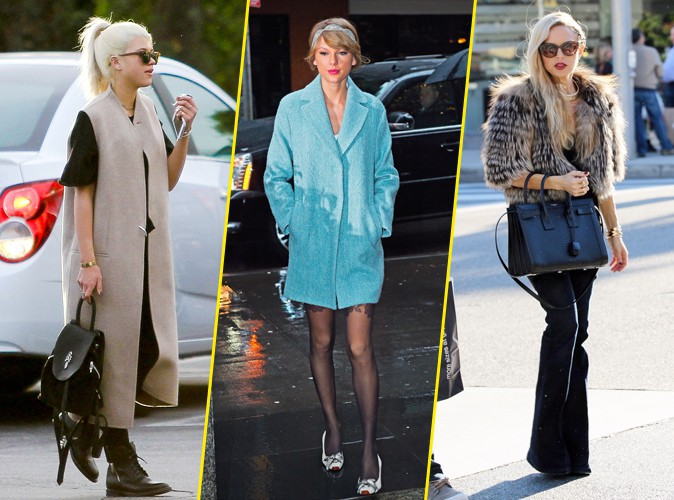 Photos : Palme Fashion : Sofia Richie, Taylor Swift, Rachel Zoe... Qui a été la plus stylée de la semaine ?