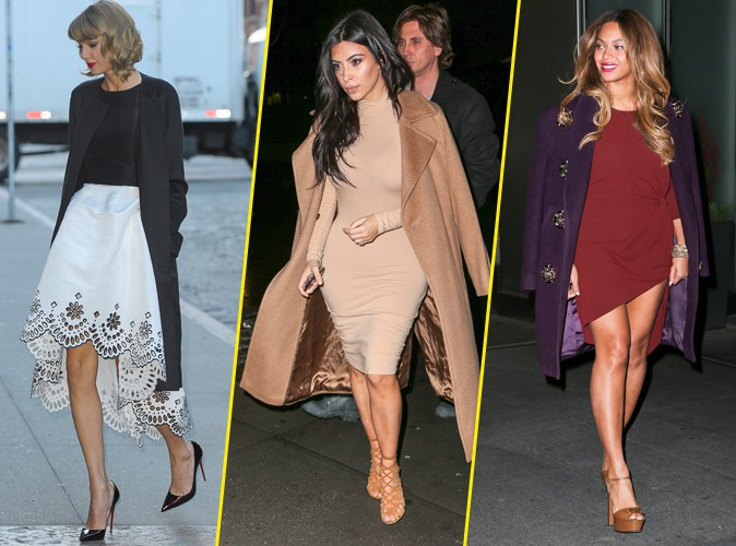 Photos : Palme Fashion : Taylor Swift, Kim Kardashian, Beyoncé... Qui a été la plus stylée de la semaine ?