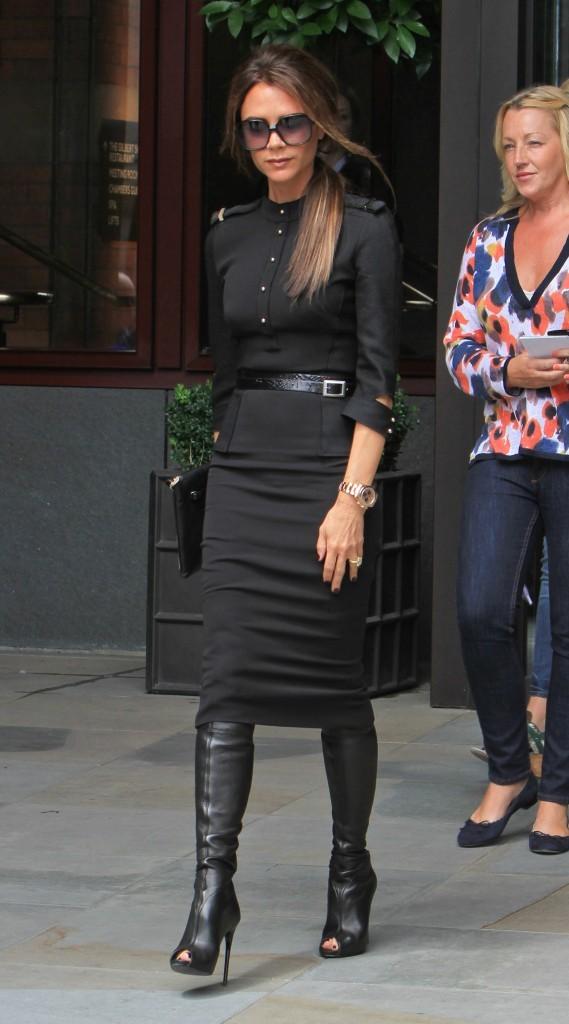 Photos Palme Fashion Victoria Beckham Kourtney Kardashian Irina Shayk Qui A T La Plus
