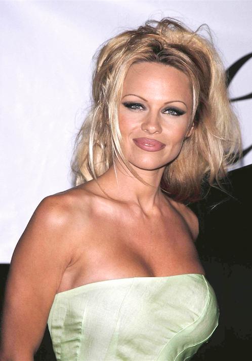 La transformation de Pamela Anderson
