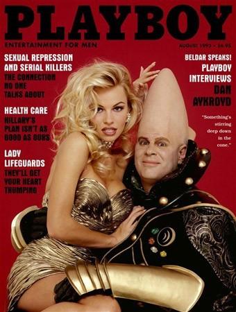 Photos : Pamela Anderson fait la couverture de Playboy en 1993