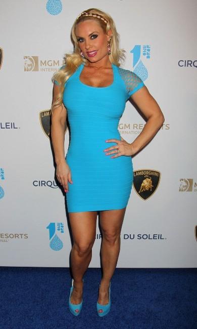 Coco Austin, Las Vegas, 22 mars 2013.