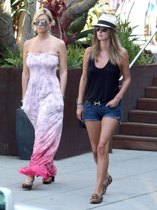 Nicky Hilton à Malibu, le 10 juillet 2011.