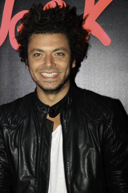 Kev Adams au VIP Room à Paris, le 1er octobre 2014