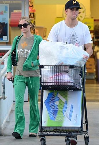 Paris Hilton à Los Angeles le 13 juin 2013