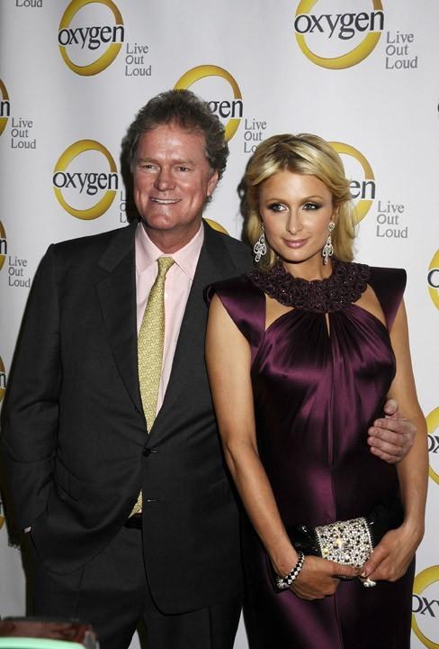 Paris et Rick Hilton lors de la soirée Oxygen Media's 2011 à New York, le 4 avril 2011.