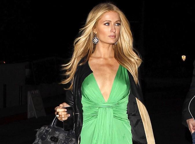 Paris Hilton : elle se met au vert pour Saint Patrick !