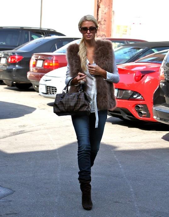 A Paris Hilton bien sûr !