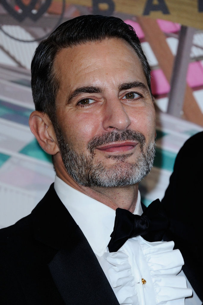 Marc Jacobs au Love Ball à Paris, le 6 juillet 2016