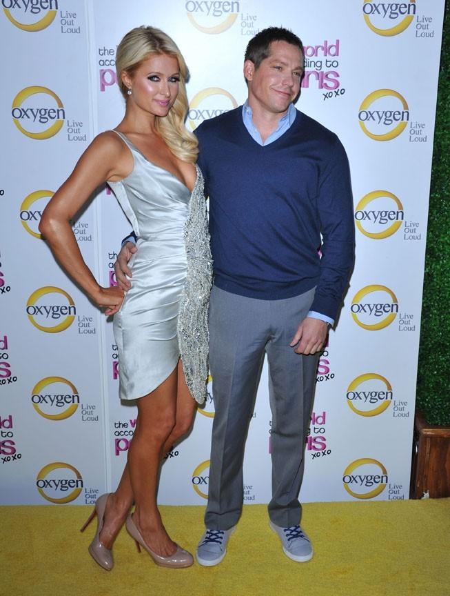 En couple, Paris Hilton est plus sympa !