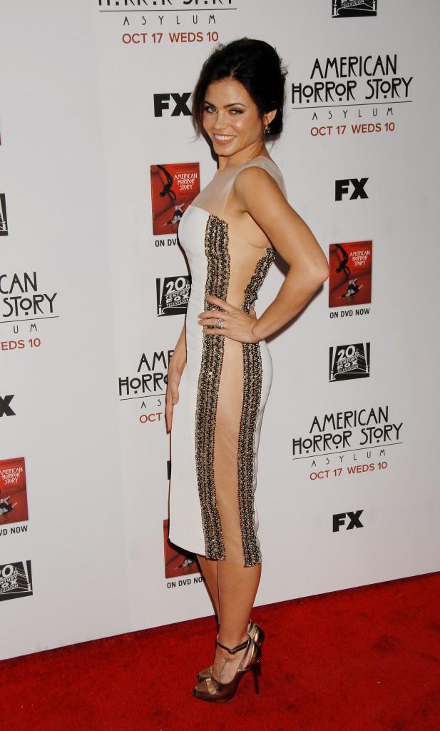 Jenna Dewan Tatum à la Première d'American Horror Story en 2010