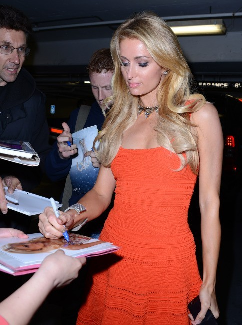 Paris Hilton le 6 juin 2013 à Los Angeles