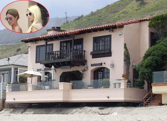 Peut-être la maison qui abritera une partie de leurs vacances !