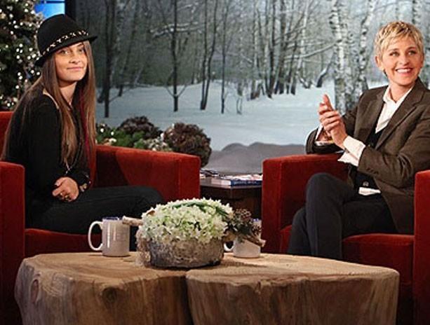 Sa première interview en solo avec Ellen Degeneres