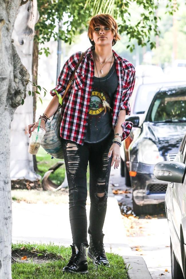 Paris Jackson, Los Angeles, 1er juin 2013.