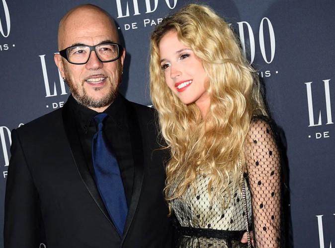 Pascal Obispo : apparition merveilleuse avec sa belle Julie au Lido !