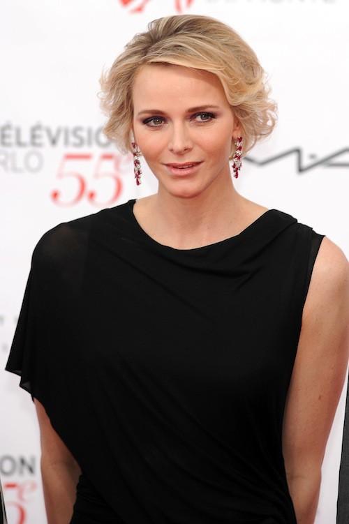 Charlène de Monaco au Festival de télévision de Monte-Carlo, le 13 juin 2015