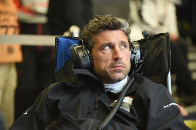 Photos : Patrick Dempsey : incognito aux 24 Heures du Mans !