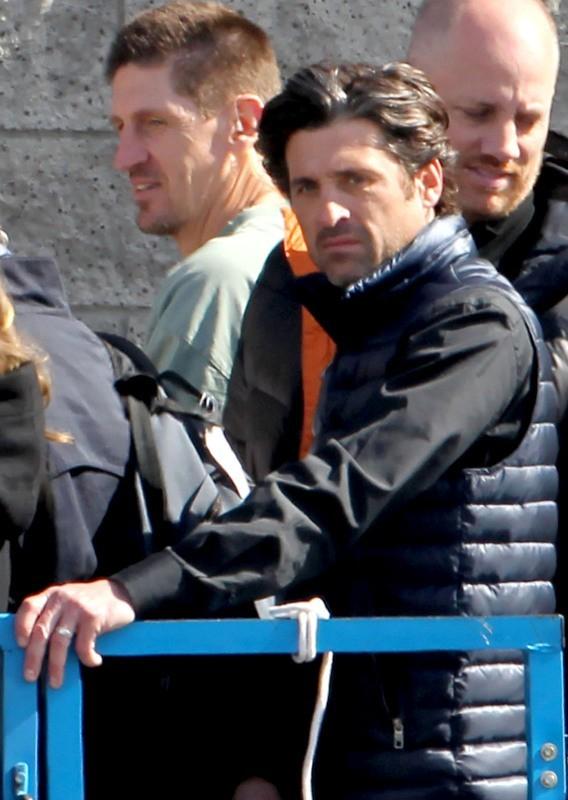 Patrick Dempsey, Los Angeles, 10 février 2013