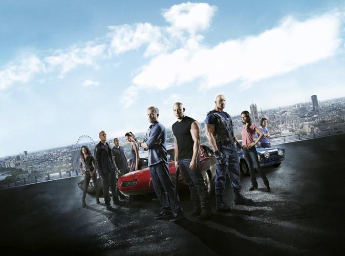 Paul Walker dans Fast & Furious 6 !