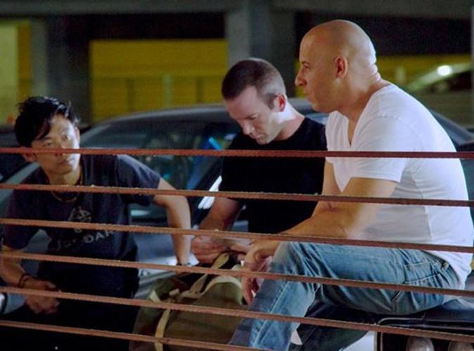 Paul Walker dans Fast & Furious 7 !