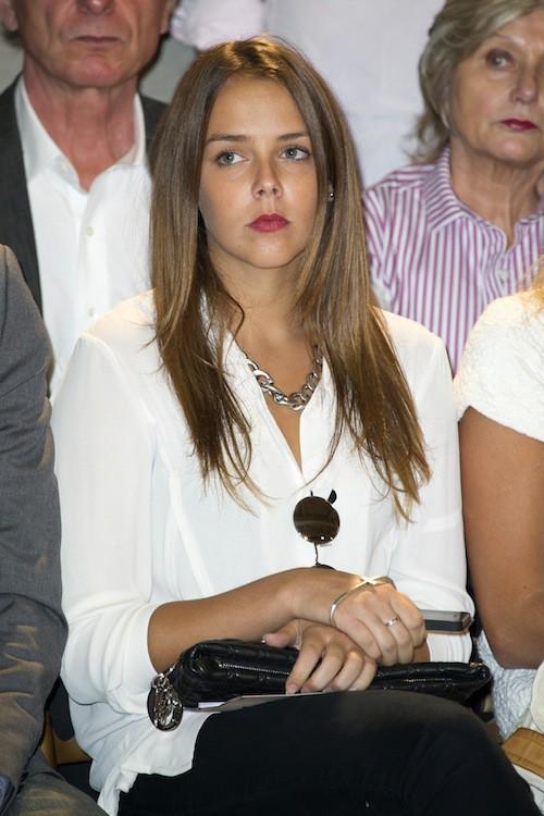 Photos : Pauline Ducruet : la fille de Stéphanie de Monaco incarne la relève mode lors de la Fashion Week !