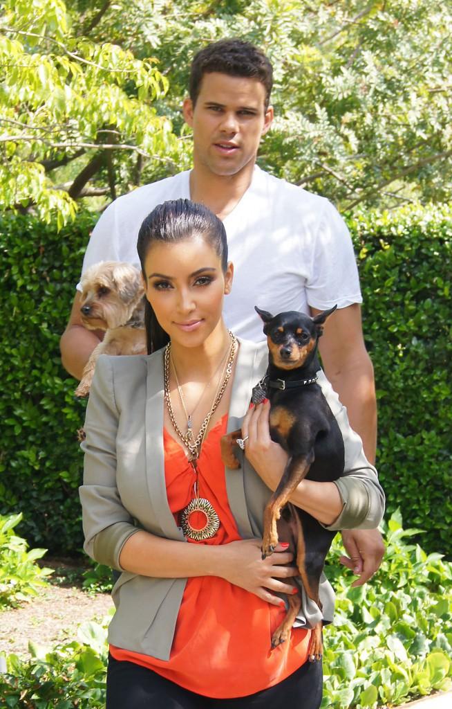 Kim Kardashian ofre une chirurgie esthétique à son chien